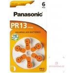 Panasonic baterie do naslouchadel 6ks PR13(48)/6LB