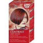 Vellie Advantage Contrast Barevný melír na vlasy Červený