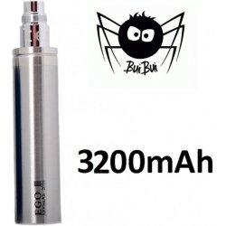BuiBui GS eGo III baterie Silver 3200mAh
