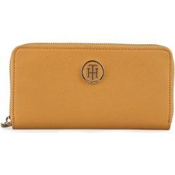 8969bd5c0e Tommy Hilfiger Dámská peněženka Honey Large Za AW0AW05761hořčicová ...