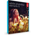 Adobe Photoshop Elements 15 WIN CZ - 65273650