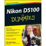 Nikon D5100 For Dummies - J. King