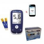 SD-GlucoNavii NFC glukometr + 50 proužků