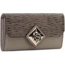 GINO ROSSI Velká dámská peněženka XT260A-000-BG00-0088-X Khaki