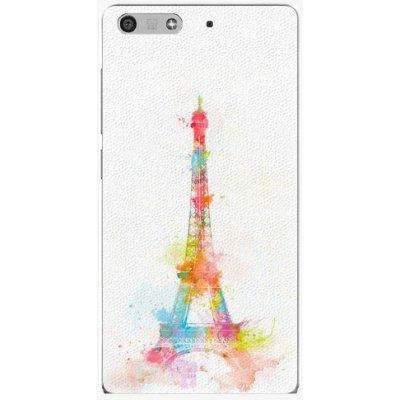 Pouzdro iSaprio Eiffel Tower Huawei Ascend P7 Mini
