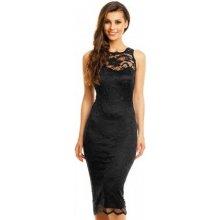 b3233f160a2e Mayaadi Deluxe dámské šaty Paris s krajkou 261
