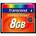 Transcend CompactFlash 8GB TS8GCF133