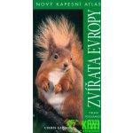 Zvířata Evropy - Nový kapesní atlas - Gibson Chris
