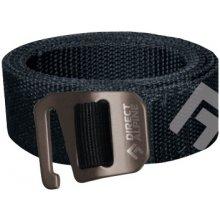 Direct Alpine Pásek Belt Basic1.0 black logo