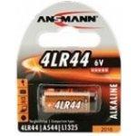 Baterie Ansmann 4LR44 1ks