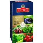 Riston kolekce ovocných čajů 25 ks