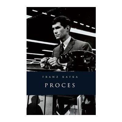 Proces - Kafka, Franz, Brožovaná vazba paperback