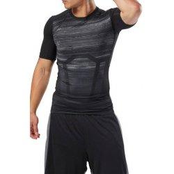 Pánské Tričko Reebok Pánské kompresní tričko AC Comp Tee AOP CY4891 a0c36e2ee8