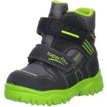 Superfit 1-00044-48 zimní boty HUSKY zelená