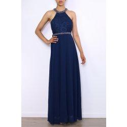 b5d19185ba60 PINK společenské šaty Laura tmavě modrá alternativy - Heureka.cz
