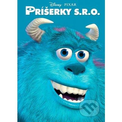 Příšerky s.r.o./Monsters, a.s. DVD
