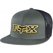 Fox Suplement Snapback Hat army