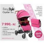 BabyStyle Oyster Zero Wow Pink 2017 + taška