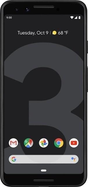 GOOGLE Pixel 3 64GB na Heureka.cz
