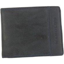 Harold's peněženka pánská kožená modrá F1182