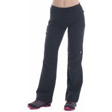 Alpine Pro ALBA černé dámské kalhoty