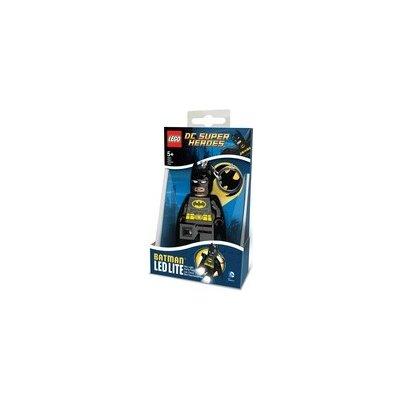 Přívěsek na klíče LEGO DC Super Heroes Batman svítící figurka
