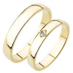 Snubni Prsteny Zlute Zlato Sp 204z Alternativy Heureka Cz