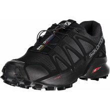 6dfa6990d9 Salomon Speedcross 4 383130 Black Black Black Metallic