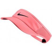 Nike Court AeroBill Tennis Visor lava glow 899656-676 65f89ab9af