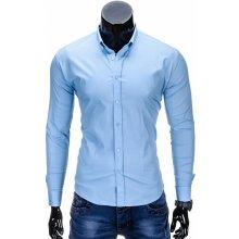 Omdre Košile pánská Light Blue