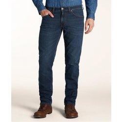 376dae3e1b7 Wrangler pánské jeans W14Z-Y1-50C ACE STRETCH Soft Brushed. Tmavě modré  velmi jemně šoupané džíny ...