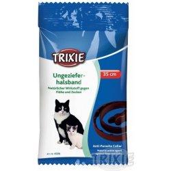 Trixie antiparazitní obojek cat 35cm