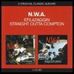 N.W.A.: Efil4zaggin / Straight Outta Compton CD
