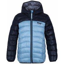 Loap Imego dětská zimní bunda modrá   modrá ebe24c6a1d