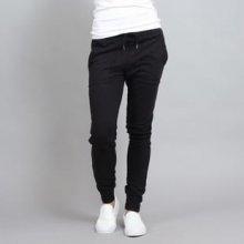cf091699933 Urban Classics Ladies Fitted Slub Terry Pants černé