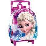 Perona batoh na kolečkách Frozen modrý