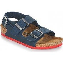 Birkenstock Sandály Dětské MILANO Modrá