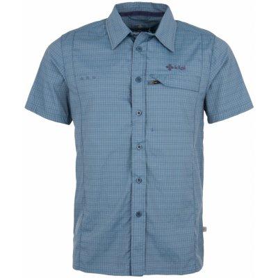 Kilpi Bombay pánská košile modrá