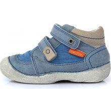 D.D. step chlapecká obuv 015-119A modrá
