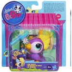 Hasbro Littlest pet shop Magic Motion ptáček