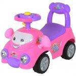Baby Mix odrážedlo autíčko růžové