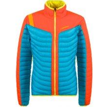 La Sportiva Combin Down jacket Men S Tropic blue Pumpkin b3146b68860