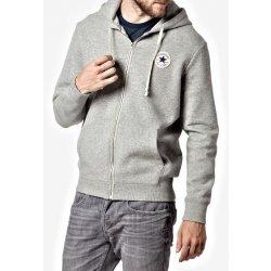f6327723e41 Converse mikina All Star Core Full Zip Hoodie Grey alternativy ...