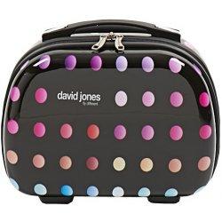 Kosmetický kufr David Jones - B8831 černáKosmetický kufr David ...