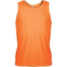 Active Zářivá oranžová