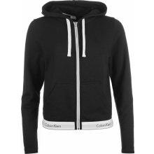 fbc71b134b Calvin Klein Klein Modern Zip Hoodie Black