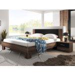 Manželská postel s nočními stolky Smartshop VERA