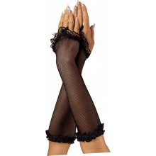 Roxana Fishnet gloves O-S/Black