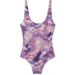dc3e4bbf8 Victoria's Secret High Leg Amestyst plavky nevyztužené růžová od 2 ...