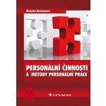 Personální činnosti a metody personální práce - Kocianová Renata
